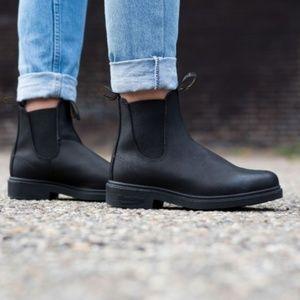Blundstone Chelsea Dress Boots 063 Black